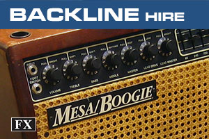 backline hire banner
