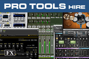 pro tools hire banner
