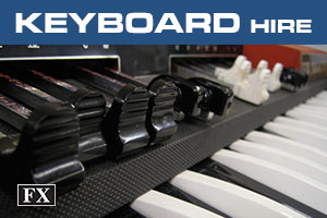 keyboard hire banner